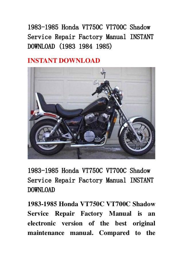 honda vt750c service manual open source user manual u2022 rh dramatic varieties com honda vt750dc service manual pdf Honda Shadow 750 Owner's Manual