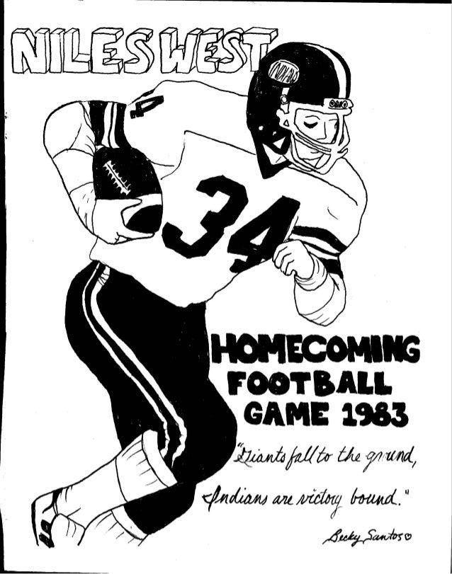 1983 Niles West Versus Hp Homecoming