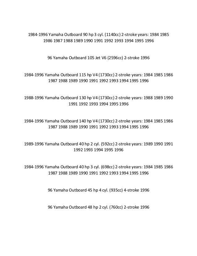 1984 1996 yamaha outboard service repair manual 2 hp 250hp years 1984 1985 1986 1987 1988 1989 1990 1991 1992 1993 1994 1995 1996 diy manual download pdf service manual 7 638?cb=1392238781 1984 1996 yamaha outboard service repair manual 2 hp 250hp years