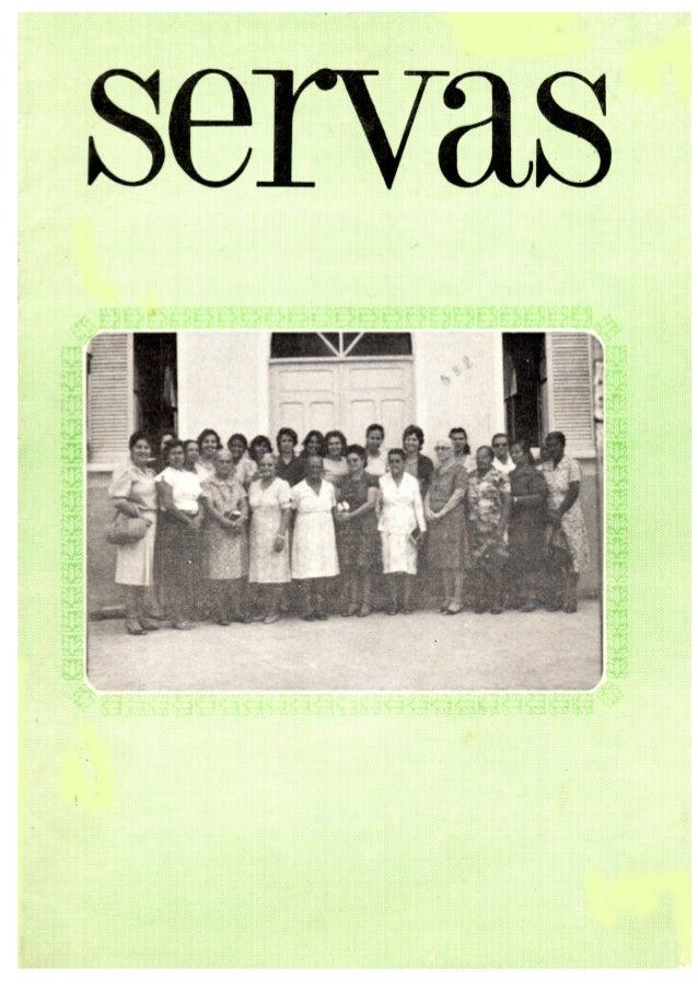 Revista Serva - 1984 - 1