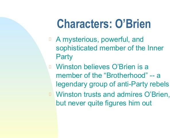 winston smith 1984 character analysis
