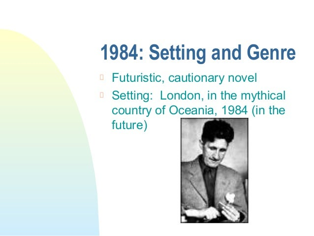 George Orwell 1984 Essay Paper