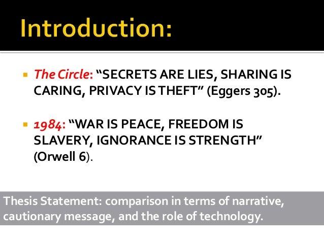 1984 ignorance is strength essay