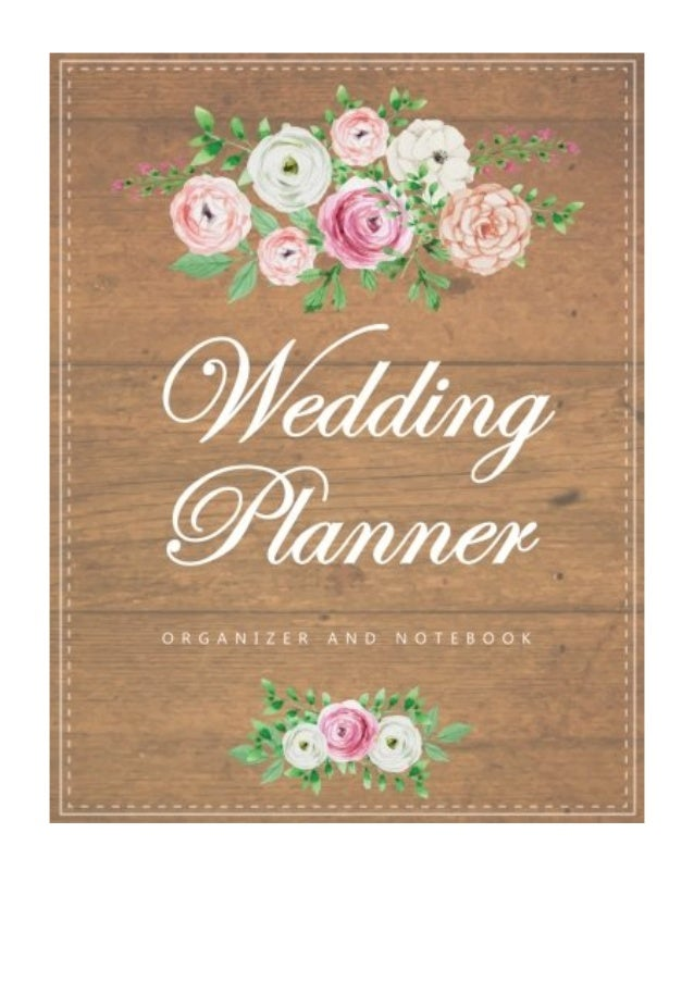 Wedding Planner Pdf Jasmine Books My Wedding Organizer Budget Savvy