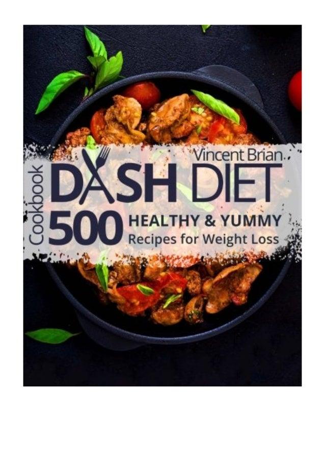 the dash diet cookbook pdf