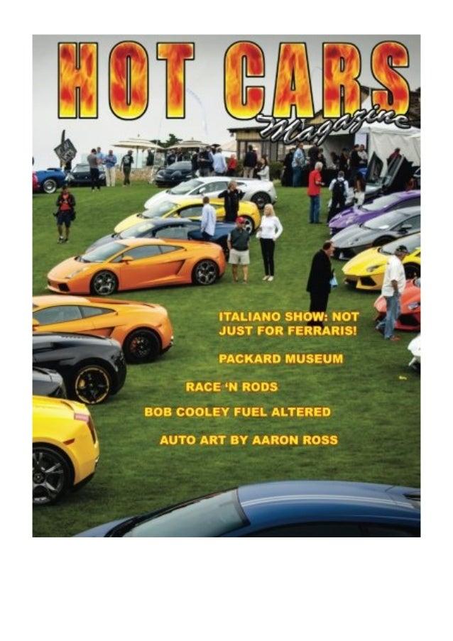 Automotive Magazine Pdf