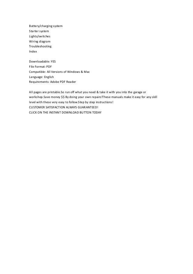 honda fourtrax 300 repair manual download