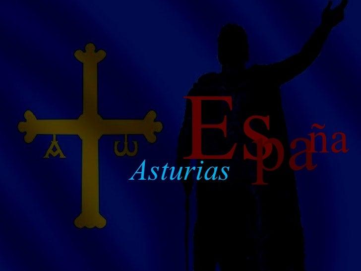 Es pa ña Asturias