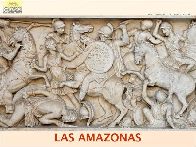 LAS AMAZONAS Amazonomaquia. FOTO: MODVS VIVENDI CLARA ÁLVAREZ