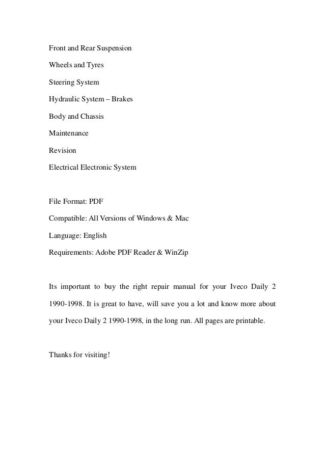 iveco daily 2 19901998 service repair workshop manual download 1990 1991 1992 1993 1994 1995 1996 1997 1998 2 638?cb=1356778567 iveco daily 2 1990 1998 service repair workshop manual download (1990 iveco 75e15 wiring diagram at bayanpartner.co