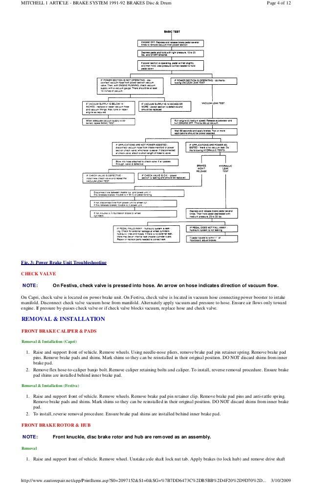 Diagram 91 Ford Festiva - Wiring Diagram Srconds on