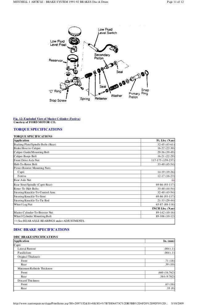 ford festiva wiring harness diagram ford festiva ignition 1998 ford festiva wiring diagram #15