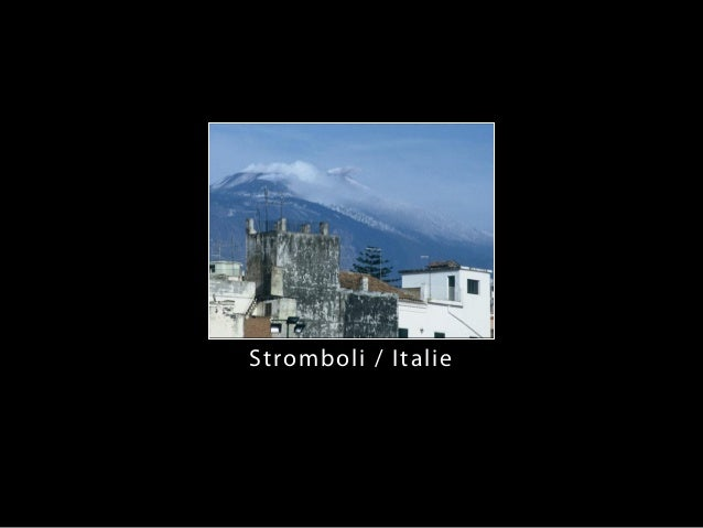 Stromboli / Italie