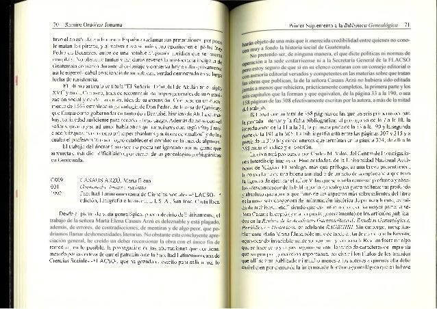"""1992. Ordóñez Jonama, R. - """"Responso a 'Guatemala. Linaje y racismo'"""""""