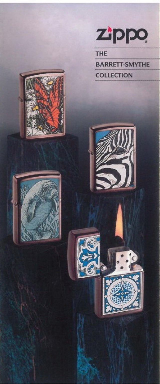 1994 the barrett smythe collection 6 94 for Smythe inc
