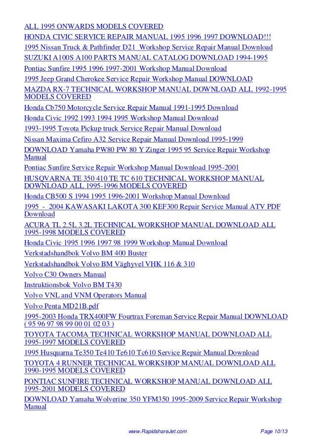97 civic service manual free owners manual u2022 rh wordworksbysea com 2009 honda civic service manual download 2009 honda civic si service manual