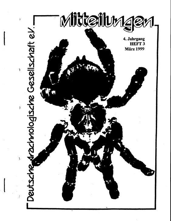 DeArGe Mitteilungen 3/1999