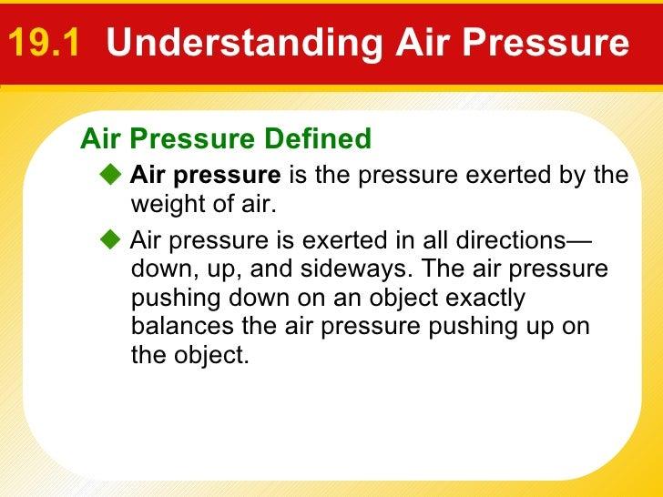 air pressure. Black Bedroom Furniture Sets. Home Design Ideas