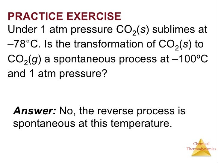 Chapter 19 Lecture- Thermodynamics