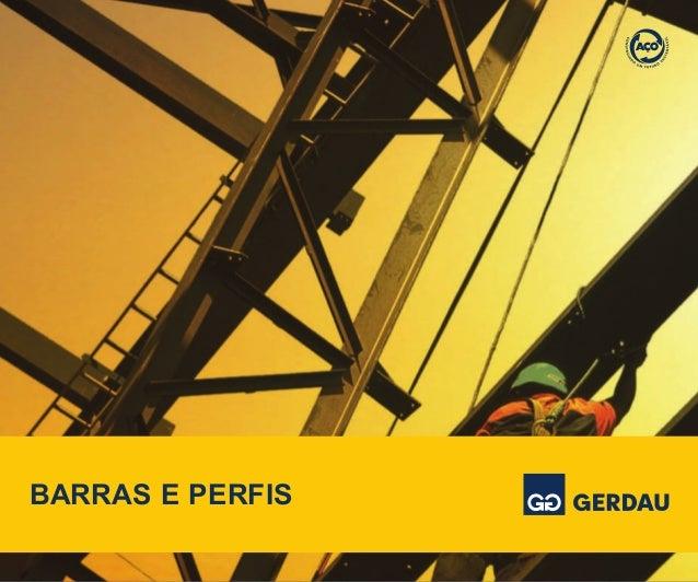 BARRAS E PERFIS