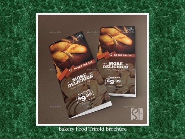 19 Contoh Brosur Produk Makanan Template Download