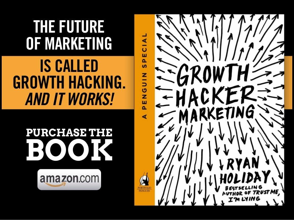 growth hacker marketing ryan holiday pdf