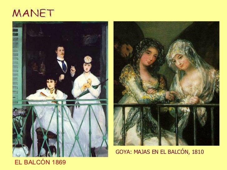 Resultado de imagen de El balcón (Manet)