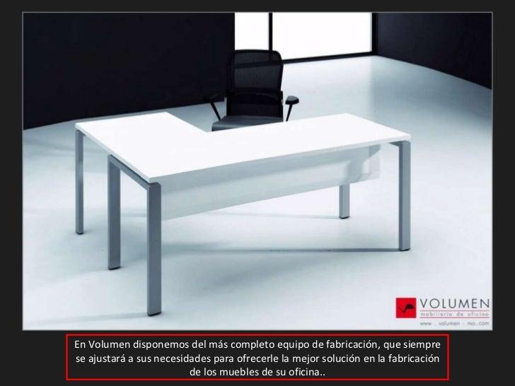calidad y dise o l muebles de oficina volumen