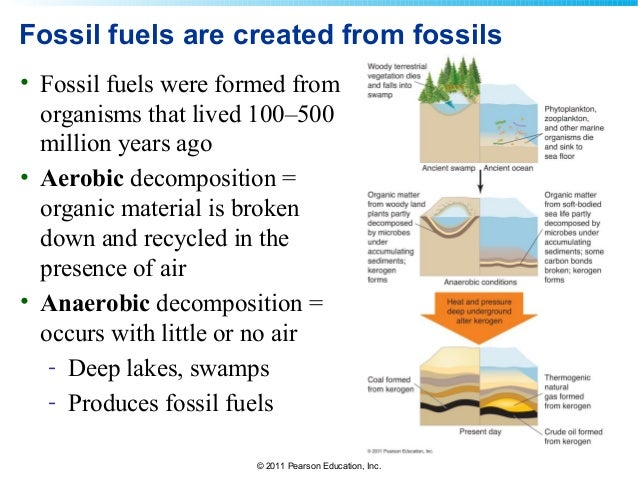 19 Lecture Fossil Fuels