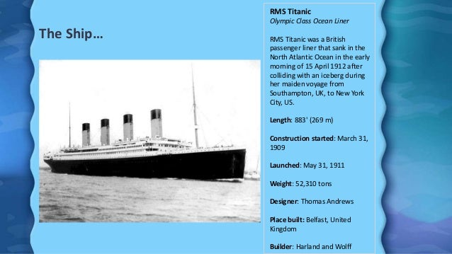 19 Mind-Blowing Titanic Facts