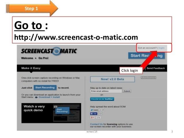 <b>Télécharger</b> <b>Screencast</b>-<b>O</b>-<b>Matic</b> 2.0 pour Mac -…