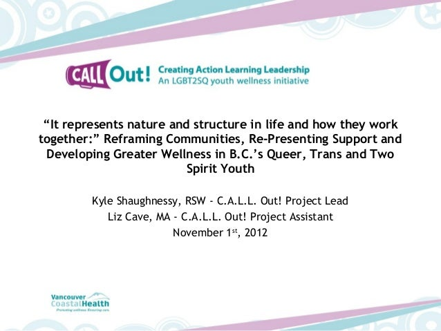 """""""It represents nature and structure in life and how they worktogether:"""" Reframing Communities, Re-Presenting Support and D..."""