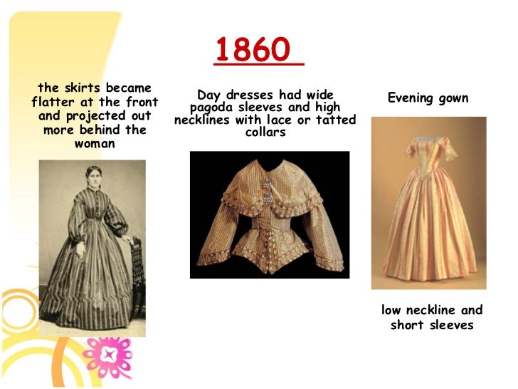 18th and 19th Century Clothing
