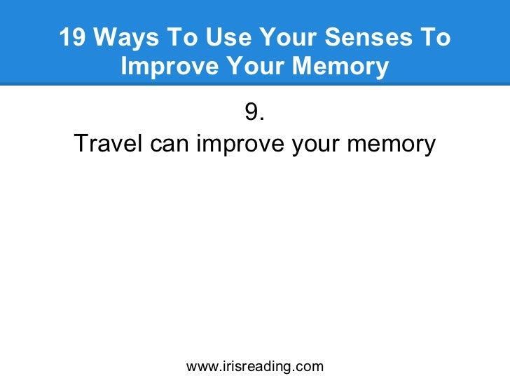 How to improve memory power and concentration naturally image 5