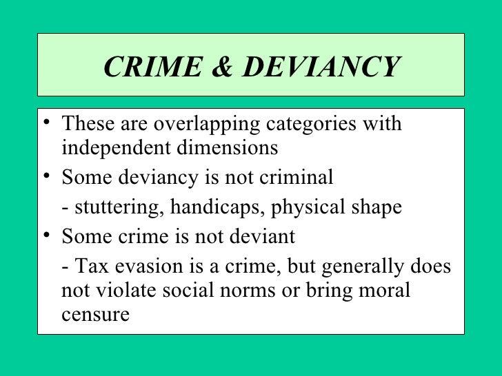 Deviance (sociology)