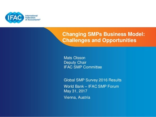 Page 1   Proprietary and Copyrighted Information Changing SMPs Business Model: Challenges and Opportunities Mats Olsson De...