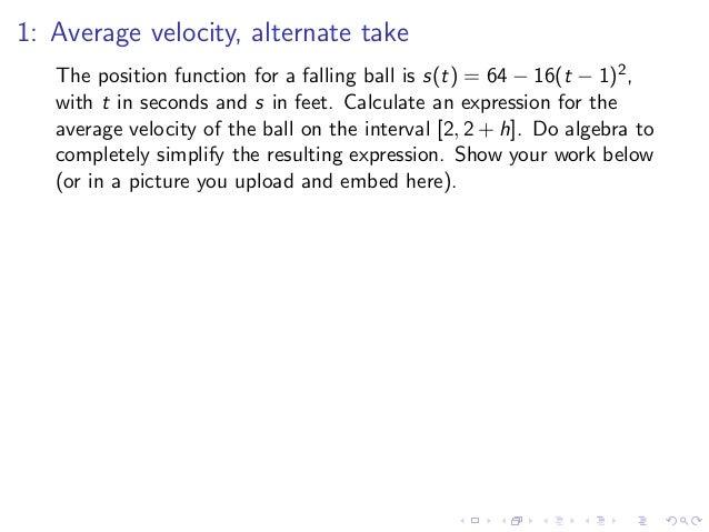Followup activities for Module 1A Slide 3