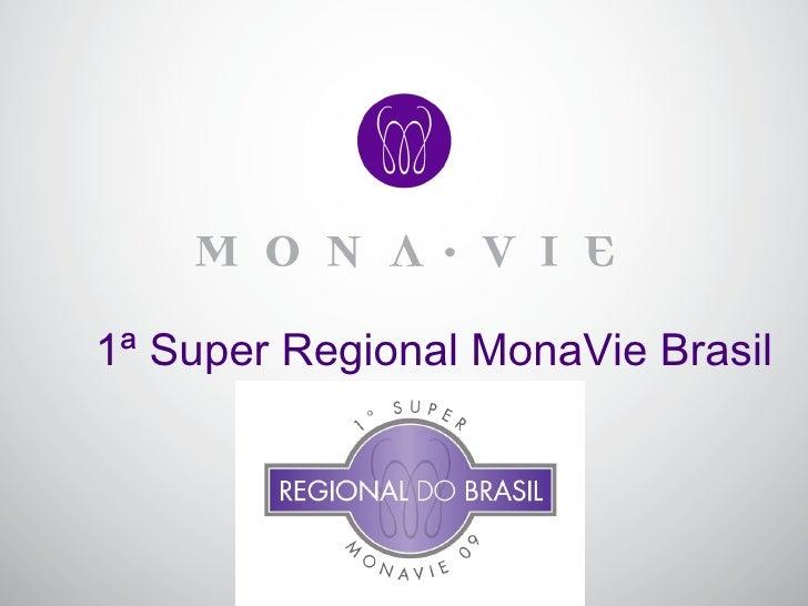 1ª Super Regional MonaVie Brasil