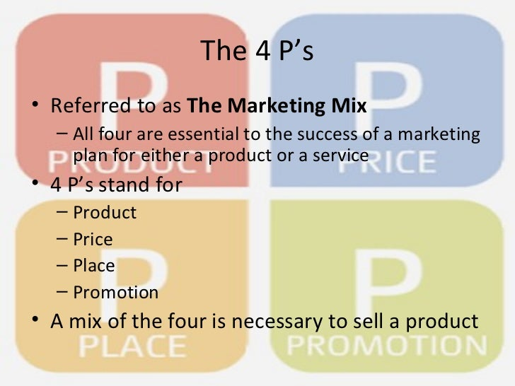 the four p s of marketing for prada This the four p's of marketing lesson plan is suitable for 11th - 12th grade students explore how product, price, place and promotion play key roles in the marketing.