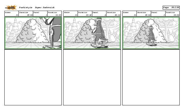 Scene 31 Duration 09:02 Panel 1 Duration 01:05 Scene 31 Duration 09:02 Panel 2 Duration 00:16 Scene 31 Duration 09:02 Pane...