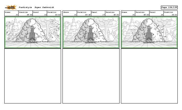 Scene 31 Duration 09:02 Panel 16 Duration 00:02 Scene 31 Duration 09:02 Panel 17 Duration 00:01 Scene 31 Duration 09:02 Pa...