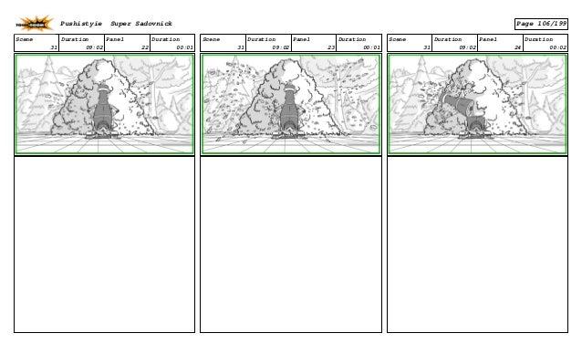 Scene 31 Duration 09:02 Panel 22 Duration 00:01 Scene 31 Duration 09:02 Panel 23 Duration 00:01 Scene 31 Duration 09:02 Pa...