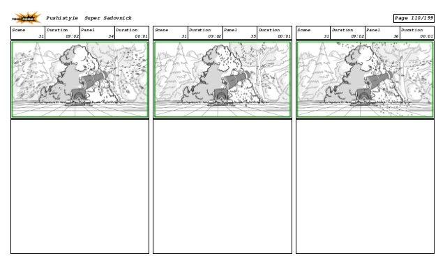 Scene 31 Duration 09:02 Panel 34 Duration 00:01 Scene 31 Duration 09:02 Panel 35 Duration 00:01 Scene 31 Duration 09:02 Pa...