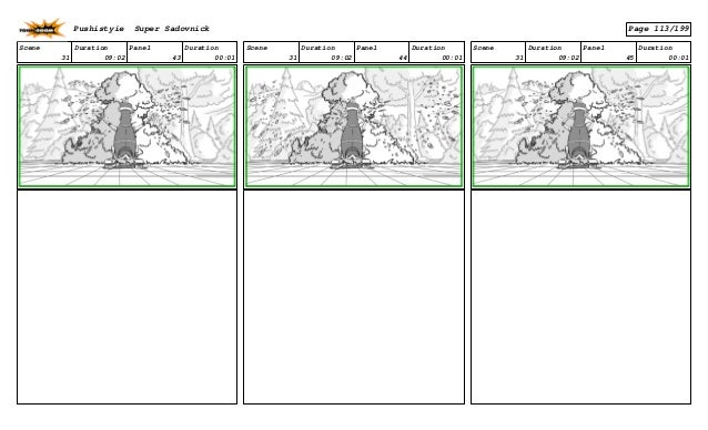 Scene 31 Duration 09:02 Panel 43 Duration 00:01 Scene 31 Duration 09:02 Panel 44 Duration 00:01 Scene 31 Duration 09:02 Pa...