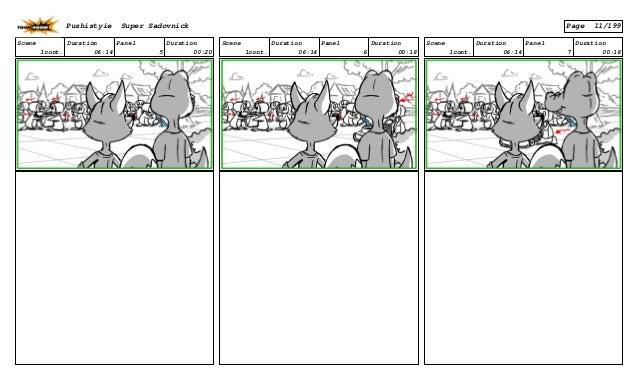 Scene 1cont. Duration 06:14 Panel 5 Duration 00:20 Scene 1cont. Duration 06:14 Panel 6 Duration 00:18 Scene 1cont. Duratio...