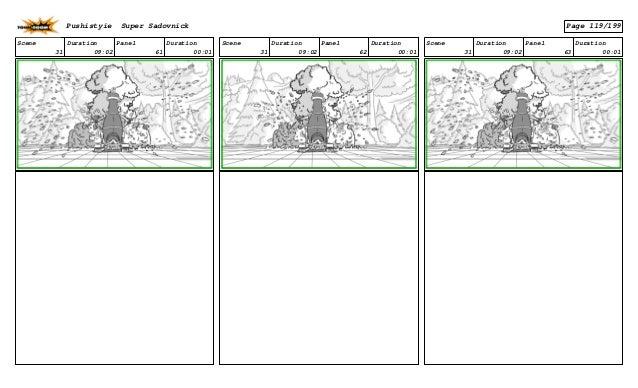 Scene 31 Duration 09:02 Panel 61 Duration 00:01 Scene 31 Duration 09:02 Panel 62 Duration 00:01 Scene 31 Duration 09:02 Pa...