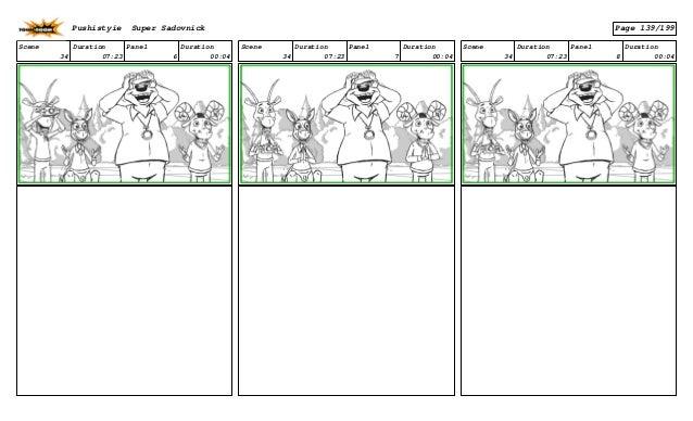 Scene 34 Duration 07:23 Panel 6 Duration 00:04 Scene 34 Duration 07:23 Panel 7 Duration 00:04 Scene 34 Duration 07:23 Pane...