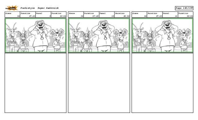Scene 34 Duration 07:23 Panel 9 Duration 00:04 Scene 34 Duration 07:23 Panel 10 Duration 00:04 Scene 34 Duration 07:23 Pan...