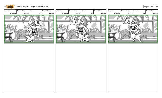 Scene 6-cont Duration 08:10 Panel 16 Duration 00:08 Scene 6-cont Duration 08:10 Panel 17 Duration 00:06 Scene 6-cont Durat...