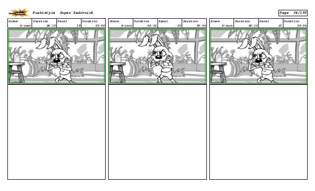 Scene 6-cont Duration 08:10 Panel 19 Duration 00:04 Scene 6-cont Duration 08:10 Panel 20 Duration 00:04 Scene 6-cont Durat...